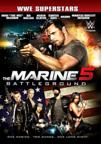 Marine 5: The Battleground dvd cover image