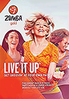 Zumba Gold Live It Up book jacket
