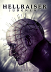 Hellraiser: Judgment dvd cover image