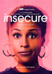Insecure Season 1 dvd cover image