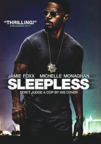 Sleepless dvd cover image