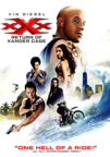 XXX: Return of Xander Cage dvd cover image