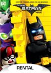 The Lego Batman Movie dvd cover image