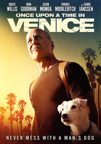 Once Upon a Time in Venice dvd cover image