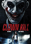 Clown Kill dvd cover image