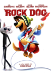Rock Dog dvd cover image