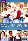 Call the Midwife: Season 6 dvd cover image