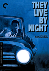 They Live By Night dvd cover image