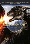 Dragonheart: Battle for the Heartfire dvd cover image