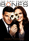 Bones: Season 12 dvd cover image