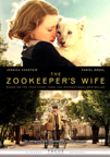 The Zookeeper's Wife dvd cover image