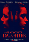 The Blackcoat's Daughter dvd cover image