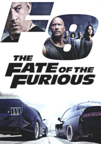 The Fate of the Furious dvd cover image