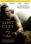 The Lost City of Z dvd cover image