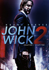 John Wick: Chapter 2 dvd cover image
