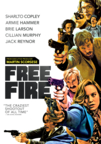 Free Fire dvd cover image