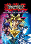 Yu-Gi-Oh! The Dark Side of Dimensions dvd cover image