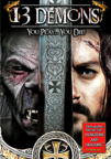 13 Demons dvd cover image