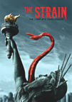 The Strain: Season 3 dvd cover image