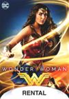 Wonder Woman (2017) dvd cover image