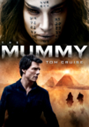 The Mummy (2017) dvd cover image