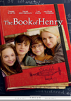 The Book of Henry dvd cover image