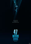 47 Meters Down dvd cover image