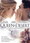 Queen of the Desert dvd cover image