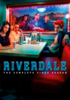 Riverdale: The Complete First Season dvd cover image