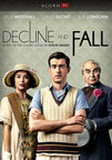 Decline & Fall dvd cover image
