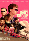 Baby Driver dvd cover image