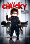Cult of Chucky dvd cover image