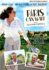 Paris Can Wait dvd cover image