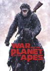 War for the Planet of the Apes dvd cover image