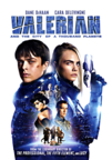 Valerian and the City of a Thousand Planets dvd cover image