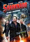 Sharknado 5 dvd cover image