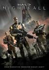 Halo: Nightfall dvd cover image
