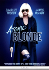 Atomic Blonde dvd cover image