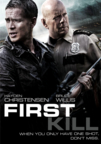 First Kill dvd cover image