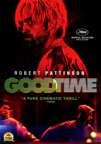 Good Time dvd cover image