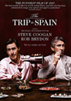 The Trip To Spain dvd cover image