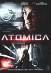 Atomica dvd cover image