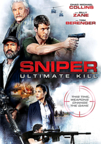 Sniper: Ultimate Kill dvd cover image