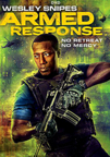 Armed Response dvd cover image