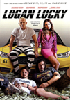 Logan Lucky dvd cover image