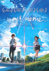 Your Name. dvd cover image