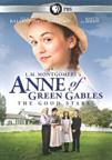 L.M. Montgomery's Anne of Green Gables: The Good Stars dvd cover image