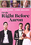 Literally, Right Before Aaron dvd cover image