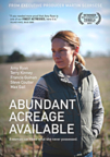 Abundant Acreage Available dvd cover image