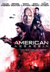 American Assassin dvd cover image